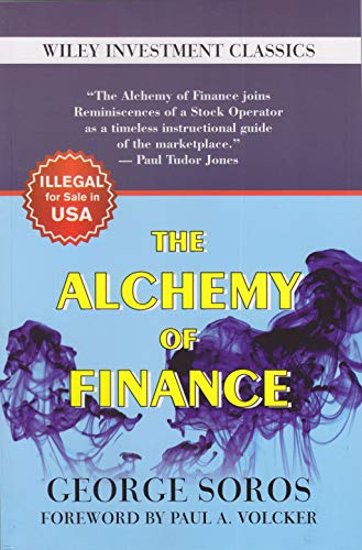 9788126535170: THE ALCHEMY OF FINANCE GEORGE SOROS, PAUL A. VOLCKER
