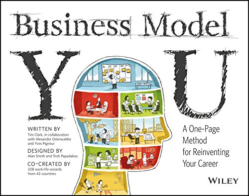 9788126535842: Business Model You: A One-Page Method For Reinventing Your Career