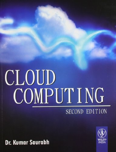 Cloud Computing: Kumar Saurabh