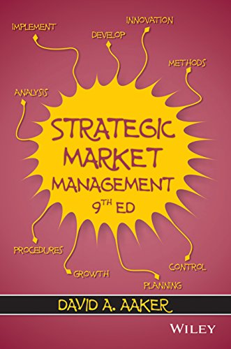 9788126536245: Strategic Market Management 9th Edition