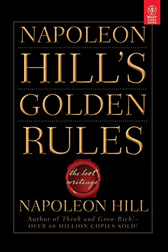 9788126536443: NAPOLEON HILL'S GOLDEN RULES: THE LOST WRITINGS