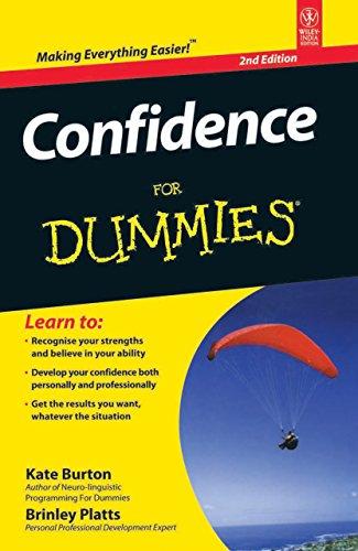Confidence for Dummies (Second Edition): Kate Burton,Brinley Platts