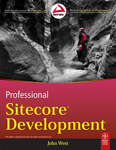 9788126536733: Professional Sitecore Development