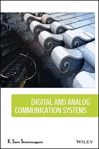Digital & Analog Communication Systems: K. Sam Shanmugam