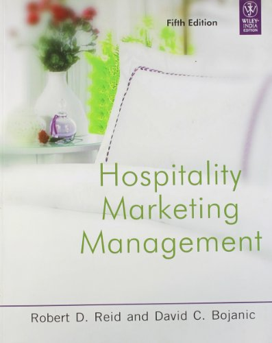 9788126537273: Hospitality Marketing Management 5th Edition