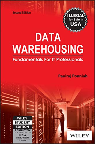 9788126537297: DATA WAREHOUSING: FUNDAMENTALS FOR IT PROFESSIONALS 2ND EDITION