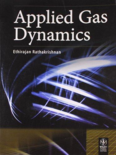 Applied Gas Dynamics: Rathakrishnan