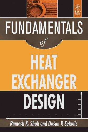 Fundamentals Of Heat Exchanger Design (Pb 2015): Shah R. K