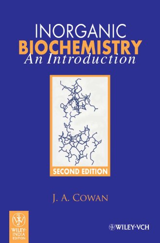 9788126539017: INORGANIC BIOCHEMISTRY: AN INTRODUCTION (HB)
