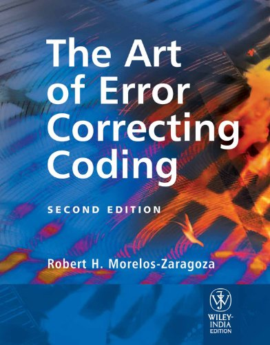 9788126539079: Art Of Error Correcting Coding 2Nd Edition