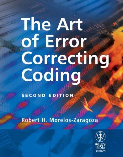 9788126539079: Art Of Error Correcting Coding 2Nd Edition