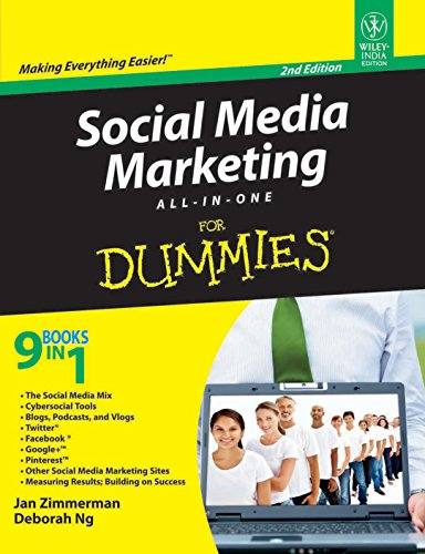 Social Media Marketing All-in-One for Dummies (Second Edition): Deborah Ng,Jan Zimmerman