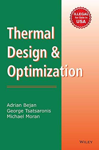 9788126539222: THERMAL DESIGN & OPTIMIZATION