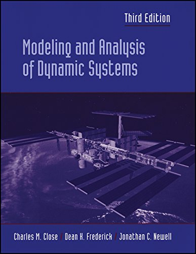 9788126539291: Modeling And Analysis Of Dynamic Systems, 3Rd Edition (O.P. Price: $197.95)