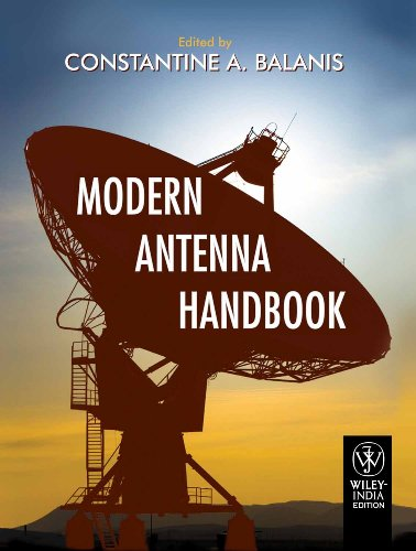 9788126539352: Modern Antenna Handbook