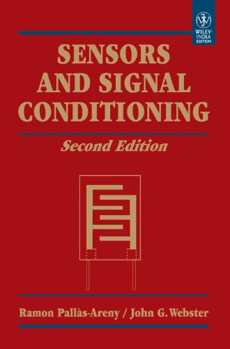 Sensors and Signal Conditioning (Paperback) -International Edition: by Ramon Pallas-Areny,