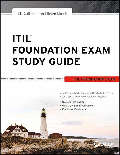 9781119942757 itil foundation exam study guide abebooks liz rh abebooks com Sybex Books Sybex Books