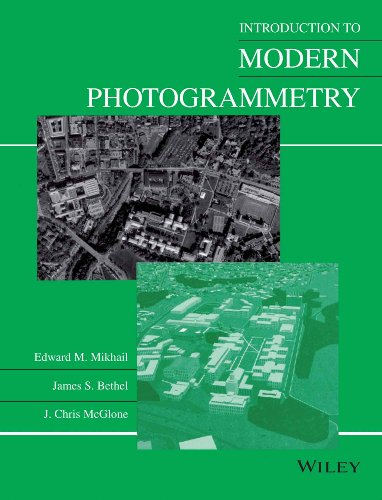 9788126539987: Introduction to Modern Photogrammetry