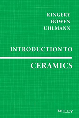 9788126539994: Introduction to Ceramics, 2nd ed.