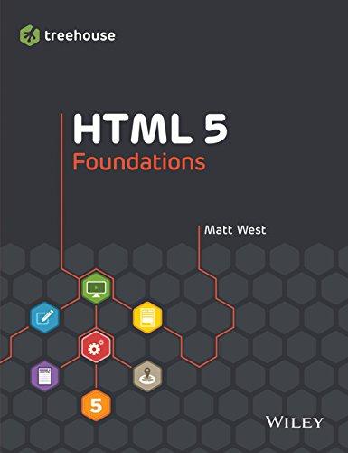 9788126540433: HTML5 Foundations