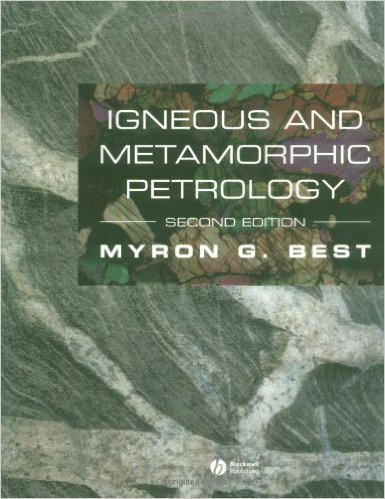 9788126540617: Igneous and Metamorphic Petrology