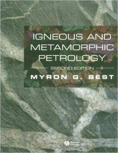 9788126540617: Igneous and Metamorphic Petrology