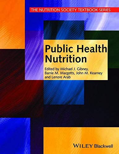 9788126540624: Public Health Nutrition