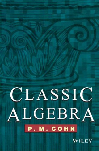 9788126540679: Classic Algebra