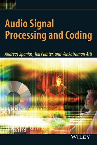 Audio Signal Processing and Coding: Venkatraman Atti, Ted