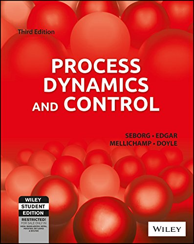 Process Dynamics and Control (Third Edition)