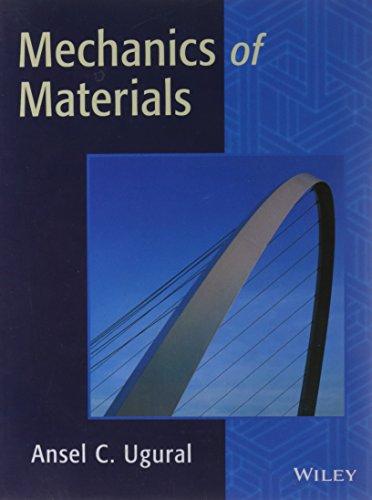 9788126541966: Mechanics of Materials [Paperback] Ansel C. Ugural