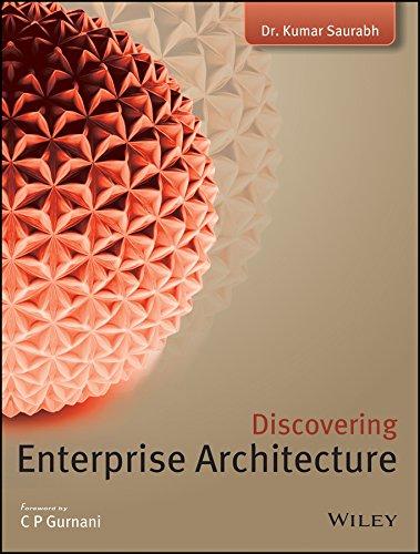 Discovering Enterprise Architecture: Kumar Saurabh