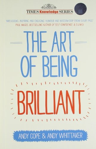 9788126542062: The Art of Being Brilliant