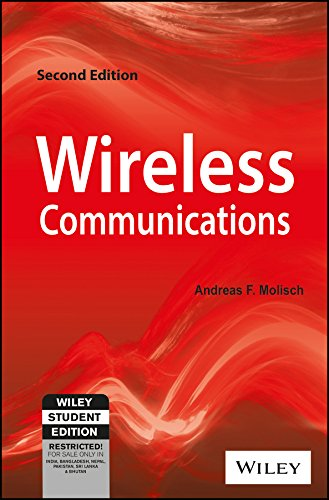 9788126542321: Wireless Communications