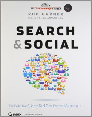 9788126542505: Search and Social: The Definitive Guide to Real Time Content Marketing