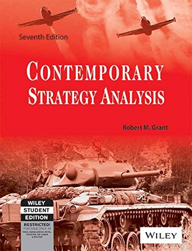 9788126542529: Contemporary Strategy Analysis: Text Only