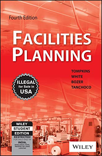 Read pdf] facilities planning by james a. Tompkins full edition.