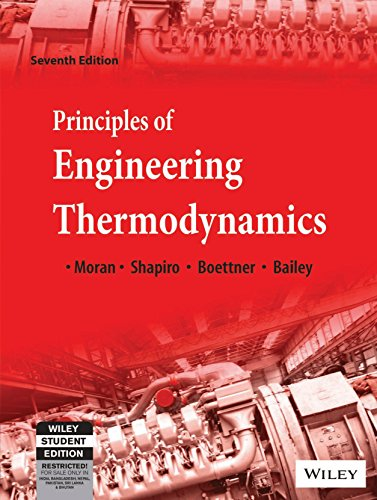 9788126542642: Principles of Engineering Thermodynamics