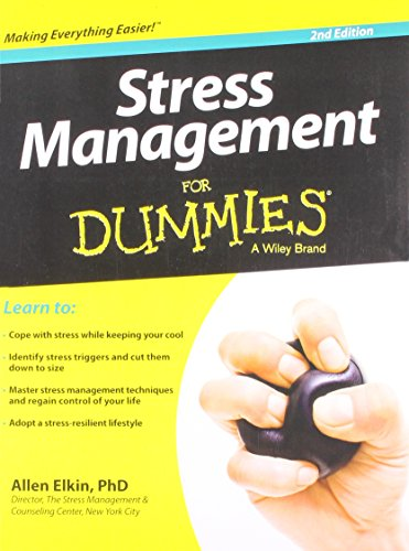 9788126543021: Stress Management For Dummies, 2nd Ed