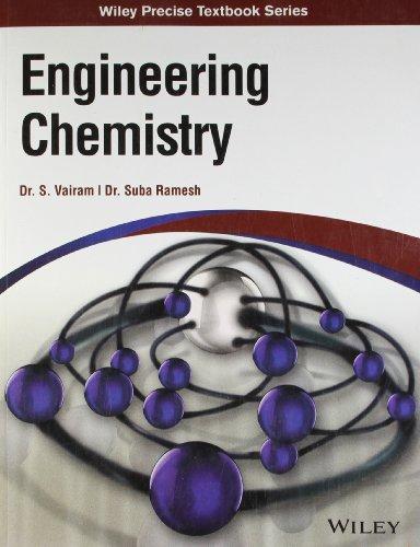 Engineering Chemistry: S. Vairam,Suba Ramesh