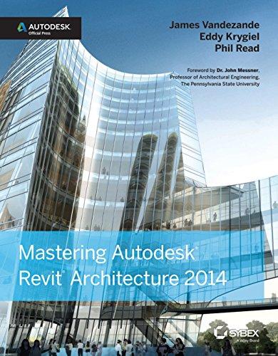 9788126543199: Mastering Autodesk Revit Architecture 2014 (Sybex)