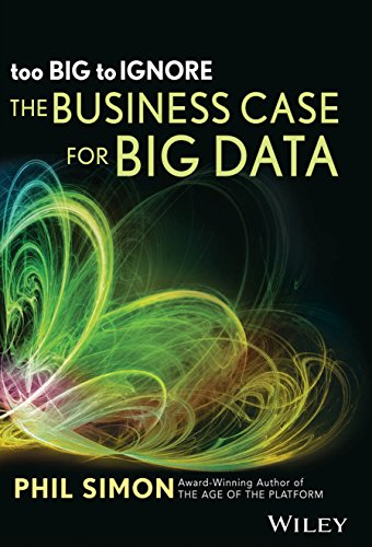 9788126543250: Too Big To Ignore: The Business Case for Big Data