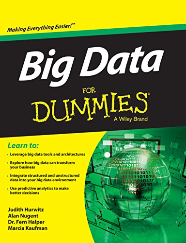 9788126543281: Big Data for Dummies