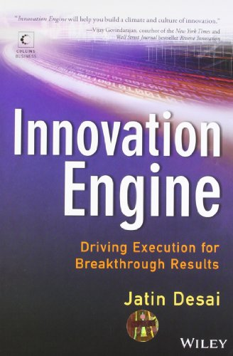 9788126543724: Innovation Engine: Driving Execution For Breakthrough Results