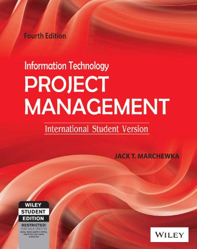9788126543946: Information Technology Project Management