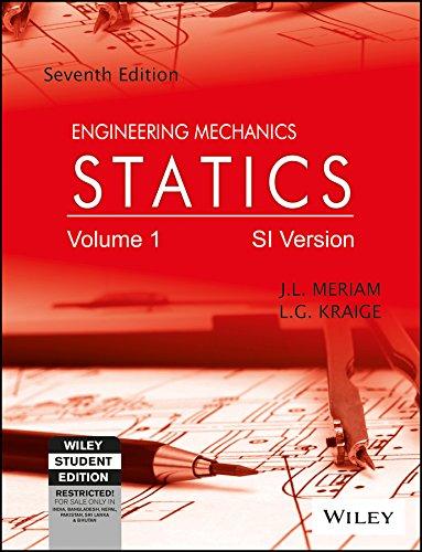 meriam and kraige statics 7th edition pdf