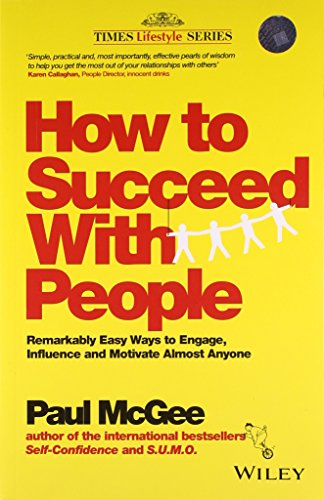 9788126544158: HOW TO SUCCEED WITH PEOPLE