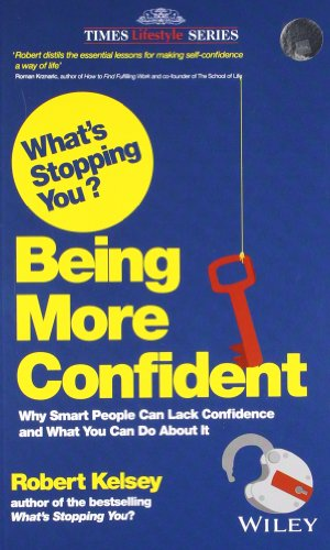 9788126544189: Being More Confident: What's Stopping You?