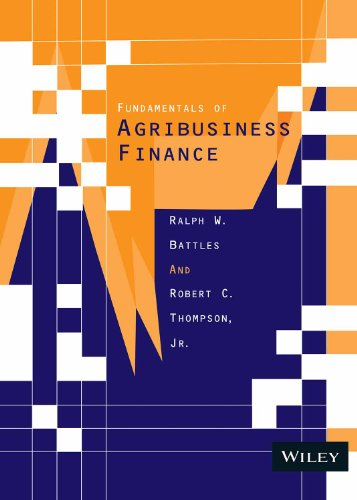 9788126544585: FUNDAMENTALS OF AGRIBUSINESS FINANCE