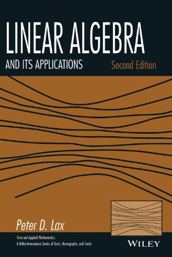 9788126544608: LINEAR ALGEBRA AND ITS APPLICATIONS, 2ND EDITION